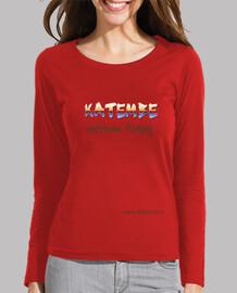 Camiseta de senhora manga comprida Katembe Extreme Fishing