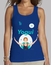 Camiseta de tirantes Yogui
