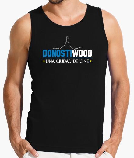 Camiseta de tiras - DONOSTIWOOD