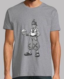 Camiseta de Wakka joven