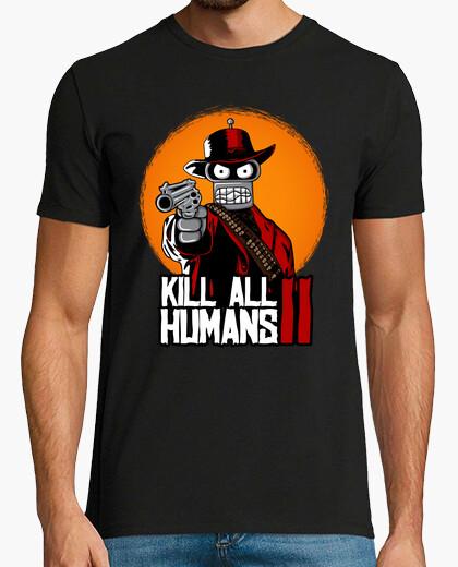 Camiseta Dead Bot Redemption