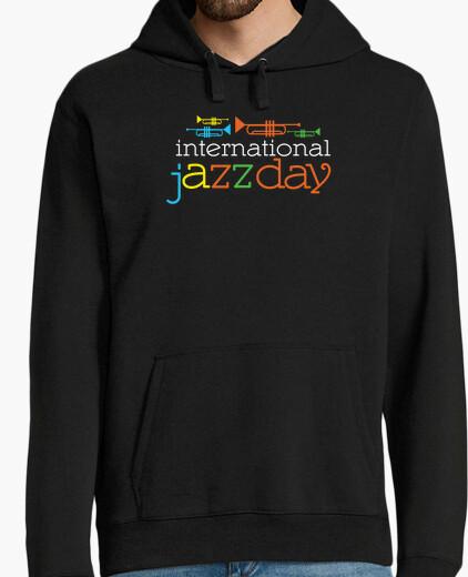 Jersey camiseta del día internacional del jazz
