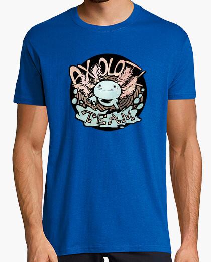 Camiseta del equipo 2 de axolotl