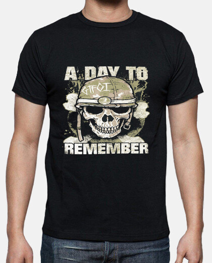 Camiseta del Grupo  A Day To Remember