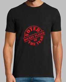 camiseta del hockey, negro, mejor calidad