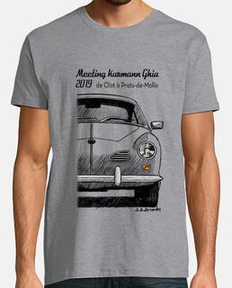 Camiseta del Meeting Karmann Ghia 2019