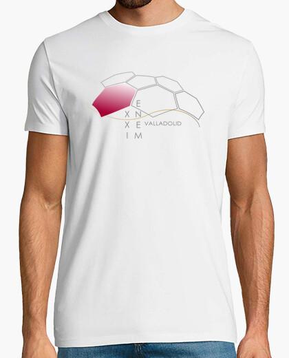 Camiseta del XXI ENEM Valladolid realizado de forma online