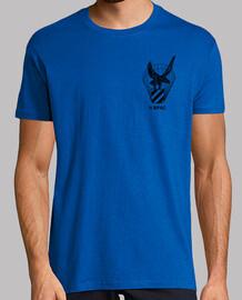 Camiseta delante y detrás. Bpac II Roger de Lauria mod.18