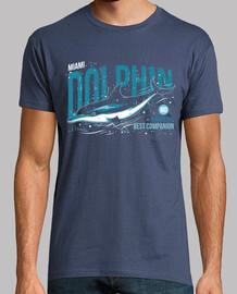 Camiseta Delfín Acuario Delfines Mares