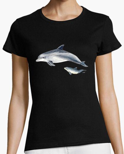 Camiseta Delfin mular
