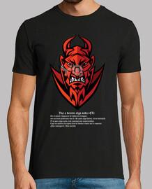 Camiseta Demonio critico