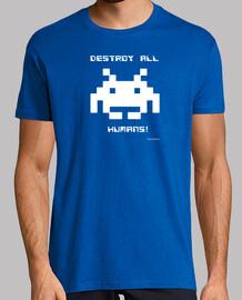 Camiseta Destroy