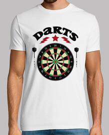 Camiseta Diana Juego de Dardos