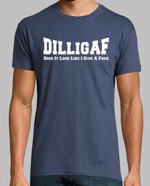 Camiseta dilligaf