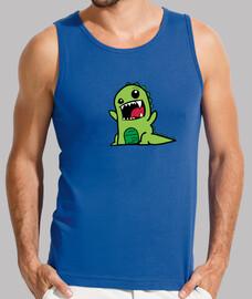 Camiseta Dinosaur para Hombre