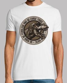Camiseta Dinosaurio T-Rex Prehistoria