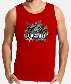 Camiseta Dinosurs Hombre sin Mangas
