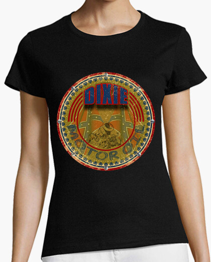 Camiseta Dixie motor oil