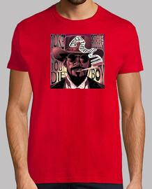 Camiseta Django Chico