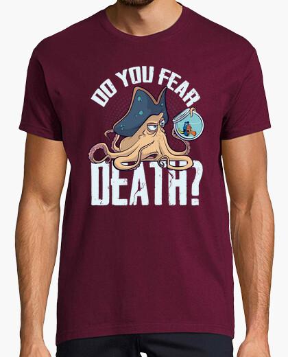 Camiseta Do you fear death?