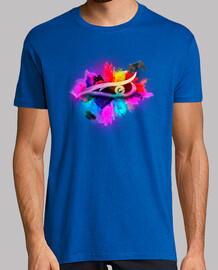 Camiseta doble logo viewsed 1