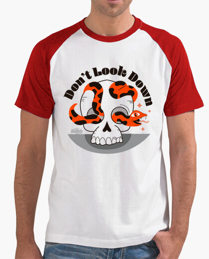 Camiseta Dont Look Down