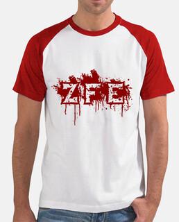 Camiseta dos colores hombre ZFE