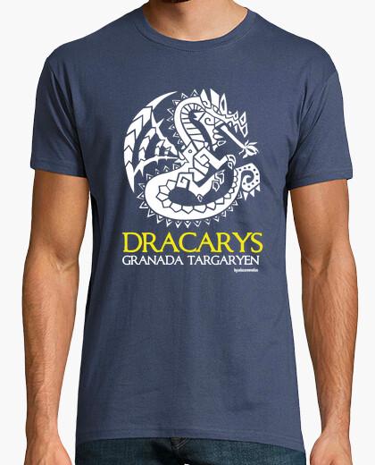 Camiseta DRACARYS GRANADA B
