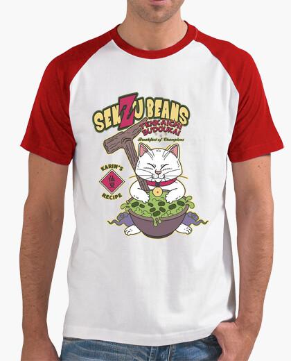 Camiseta DRAGON BALL Z SENZU BEANS