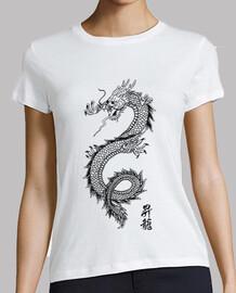 Camiseta Dragón Japonés Tradicional