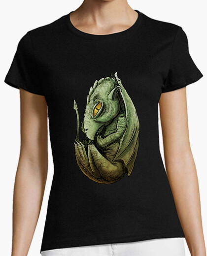 Camiseta Dragon pequeño