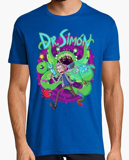 Camiseta Dr.Simón - Amarillo Limón
