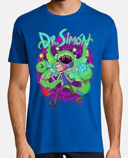 Camiseta Dr.Simón - Pistacho