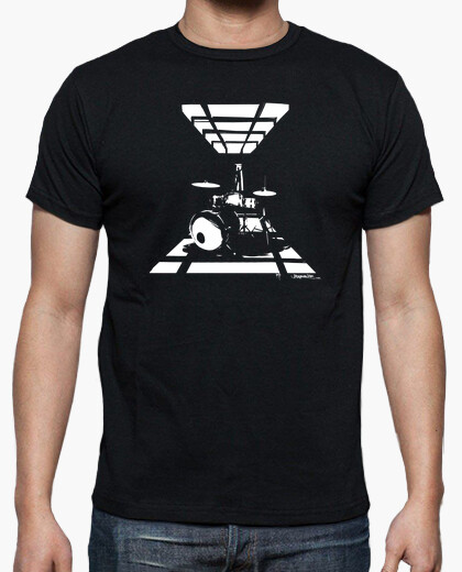 Camiseta DrumLight