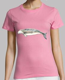 Camiseta Dugong (Dugong dugon)
