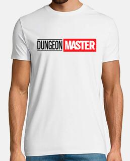 Camiseta DUNGEON MASTER MCU, Holgada
