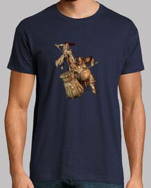 Camiseta Duo Orstein-Smough
