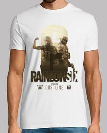 Camiseta Dust Line