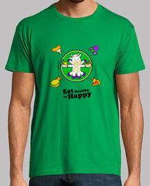 Camiseta Eat Healhty