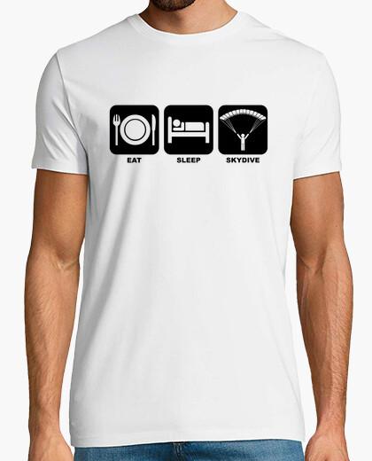 Camiseta Eat, Sleep, Skydive mod.4