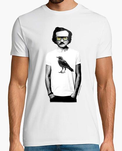 Camiseta Edgar Allan Poe, mola