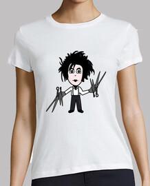 Camiseta Eduardo Manostijeras (chica)