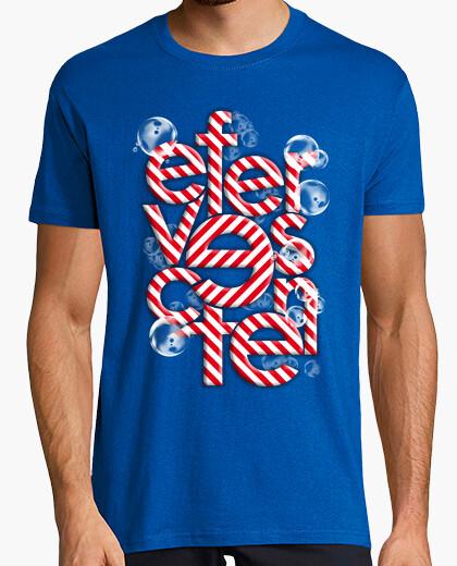 Camiseta EFERVESCENTE con BURBUJAS