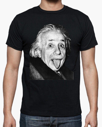 Camiseta Einstein Bosson Higss