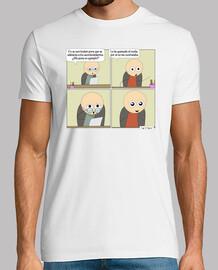 Camiseta El adelantado