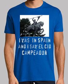 Camiseta: El Cid Campeador