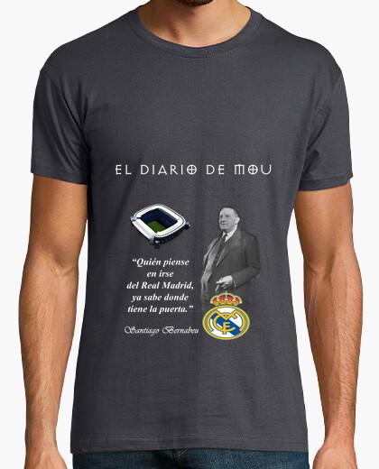 Camiseta El Diario de Mou - Santiago Bernabeu - Modelo 1
