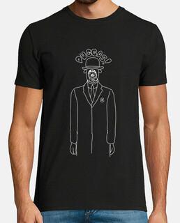 Camiseta El hijo del puggo blanco