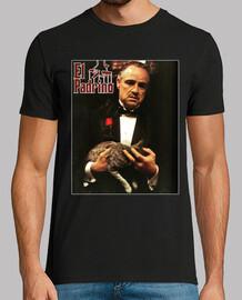 """Camiseta El Padrino """"The Goodfather"""""""