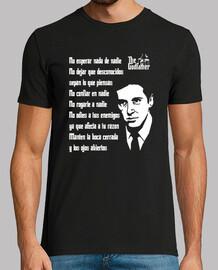 Camiseta El Padrino frases
